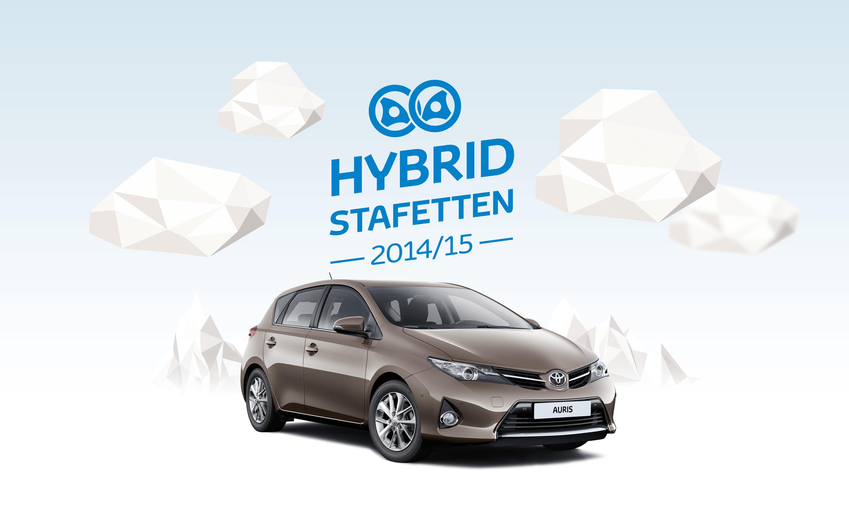 Toyota – Hybridstafetten
